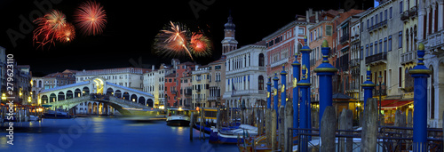 Venice fireworks
