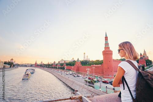 Cuadros en Lienzo  Traveling by Russia