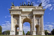 Arcco Della Pace A Milano In I...