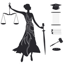 Set Of Legal Symbols - Themis ...