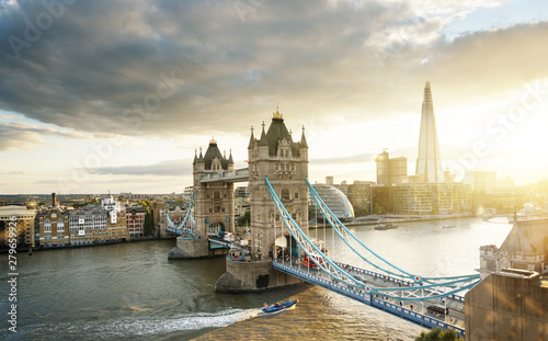 Fototapety, obrazy: tower bridge in london
