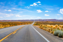 The Road In Arizona, A Road Tr...