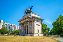Wellington Arch, (Constitution...