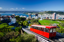 Cable Car, Wellington, New Zea...