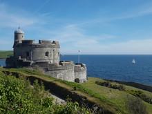 St Mawes - Cornish Castle