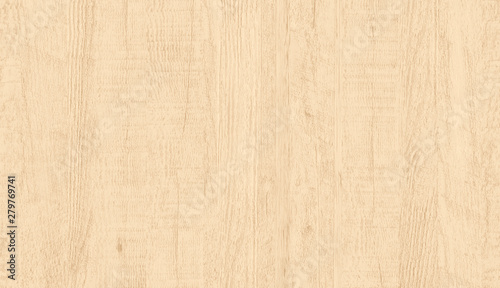 Poster Bois Wood pattern texture, wood planks. Texture of wood background.
