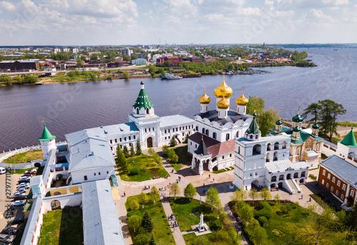 Leinwand Poster Ipatiev Monastery in Kostroma