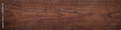 In de dag Hout Walnut wood texture. Super long walnut planks texture background.Texture element