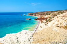 View From Above On Petra Tou R...