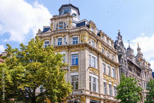 In de dag Antwerpen Classic architecture buildings in Antwerp