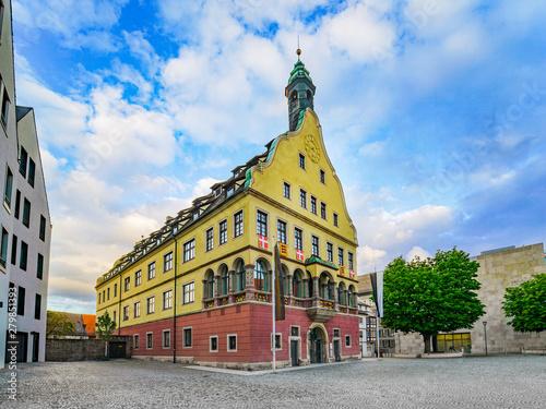 Staande foto Oude gebouw Ulm