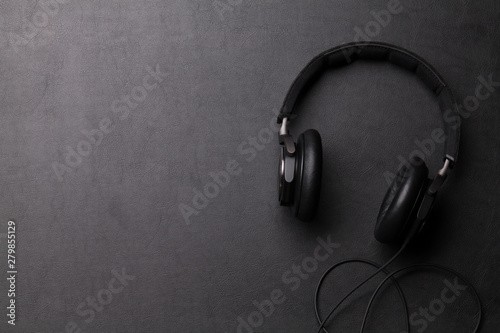 Fototapeta  Headphones