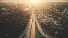 Urban Car Road Traffic Congest...