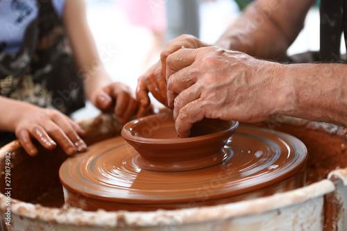 Fotografía  Master of ceramics