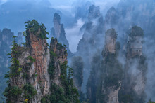 Asia, China, Hunan Province, U...