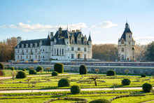 Ch?teau De Chenonceau Castle S...