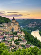 Chateau De Castelnaud Castle A...