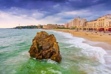 France, Aquitaine, Pyrenees Atlantiques, Biarritz.