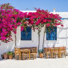 Lefkes Village, Paros, Cyclade...