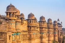 India, Madhya Pradesh, Gwalior...