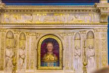 Saint Fina Altar Relics Church...