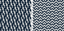 Set Of Seamless Patterns. Abst...