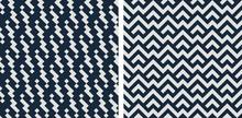 Set Of Seamless Patterns. Abst...