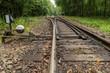 Bahn-Weiche