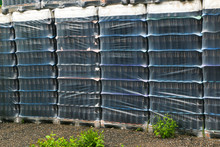 Packed Bottles In Pallets, Lo...