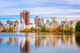 Fototapeta Nowy Jork - New York Central Park