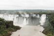 Iguazu Falls, Devil's Throat, Brazil