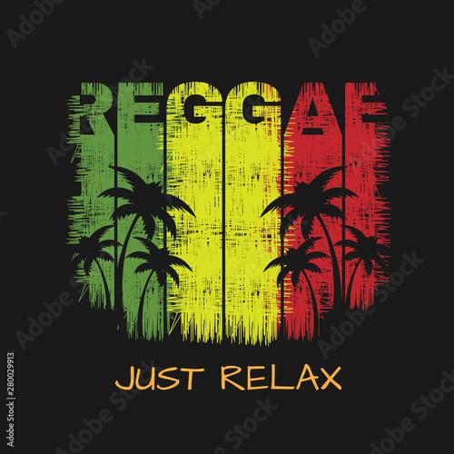 Cuadros en Lienzo Reggae