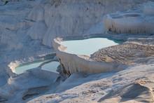 Turkey, Calcium Pools On Trave...