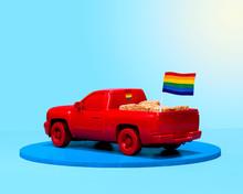Pride Truck