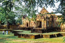 Khmer Architecture Of Prasat M...