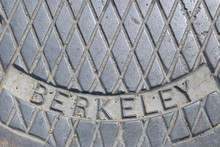 Berkeley  California Manhole C...