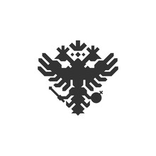 Double Eagle  Logo. Russian Ea...