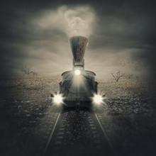 Old Mystical Train