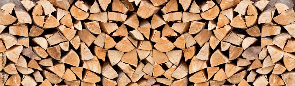 Fototapeta Firewood