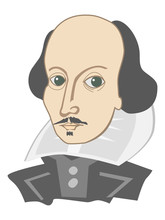 William Shakespeare Famous English Poet