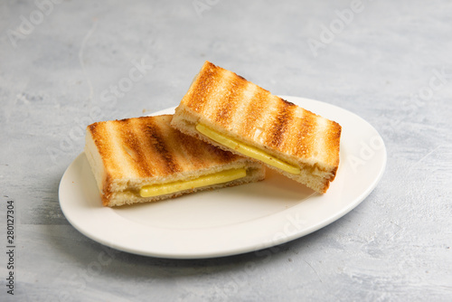 kaya toast with butter, malaysian style фототапет