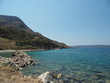 Greece Crete Island Kalami beach