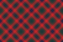 Tartan Fabric Texture Seamless...