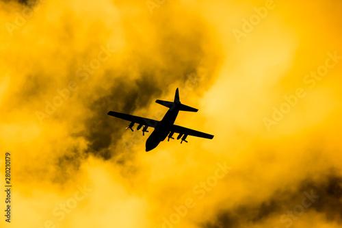 Papel de parede  C-130 of Royal Thai Air force