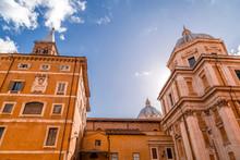 Piazza Dell Esquilino, Rome