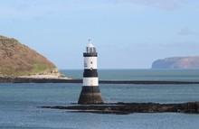 Penmon Point Trwyn Du Lighthouse