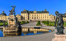 The Drottningholm Palace In St...