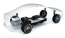 3D Illustration Elektromotor