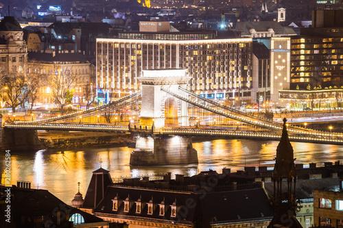 Fototapeta Budapest, Hungary obraz na płótnie