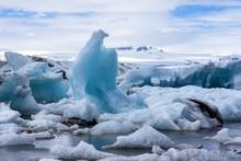 Jokulsarlon Glacial Lagoon (Ic...